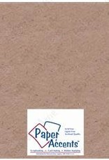 Paper Accents Chipboard 8.5 x 11 1X Heavy 52 Point Natural