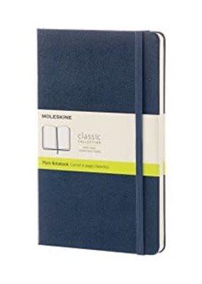 Moleskine Moleskine Classic Hard Cover Ruled Large Sapphire Blue