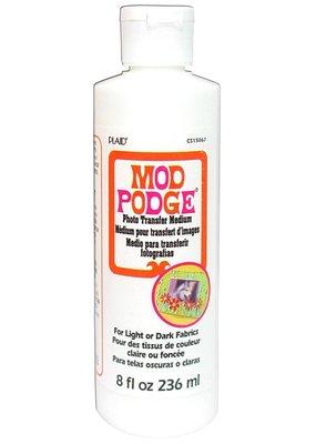 Plaid Mod Podge Photo Transfer Medium 8oz
