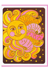Lucky Horse Press Card Many More Trips Around The Sun Birthday