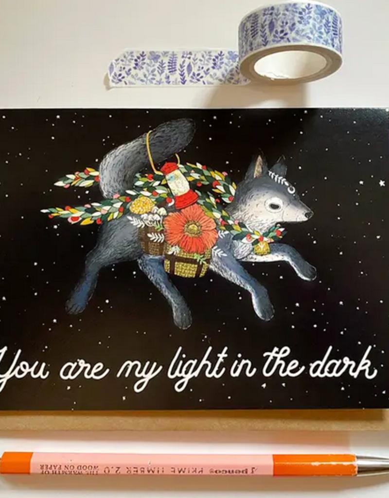 Marika Paz Card Light In The Dark