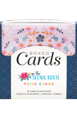 American Crafts Boxed Cards Go the Scenic Route