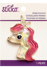 Sticko Sticker Unicorn Prism Gem
