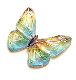 Sticko Sticker Butterfly Prism Gem