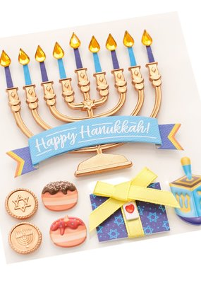 Hanukkah Embellishments