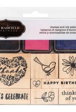 Jen Hadfield 11 Piece Designer Stamp Set Jen Hadfield