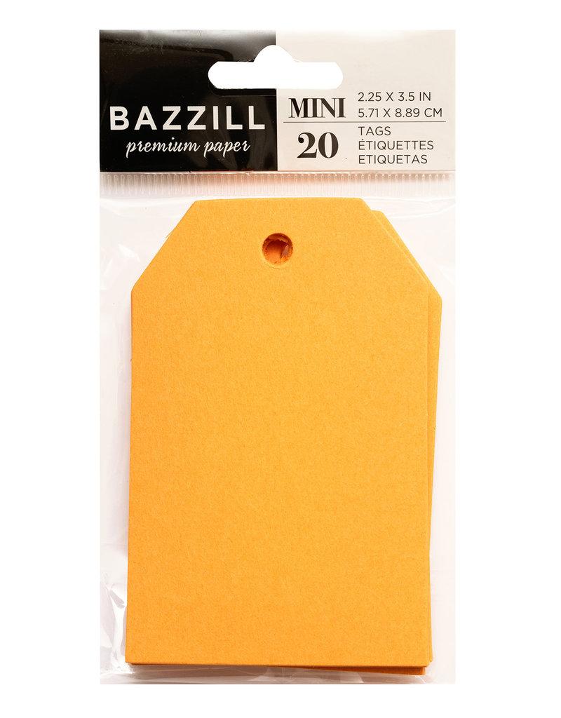 Bazzill 20 Piece Mini Tag Sets