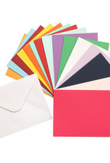 Bazzill A2 Card & Envelope Set of 60 Brights