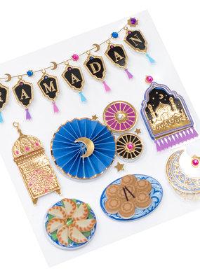 Ramadan Embellishments
