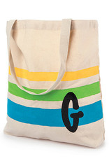 collage 100% Cotton Grocery Tote Bag