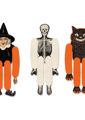 Vintage Halloween Tissue Dancers