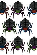 Mini Tissue Spiders