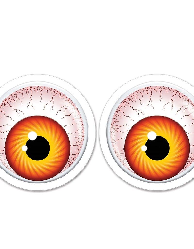 Giant Creepy Googly Eyes