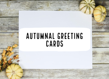 Autumnal Greeting Cards