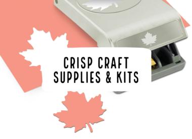 Crisp Craft Supplies & Kits