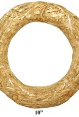 Floracraft Straw Wreath