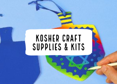 Kosher Craft Supplies & Kits