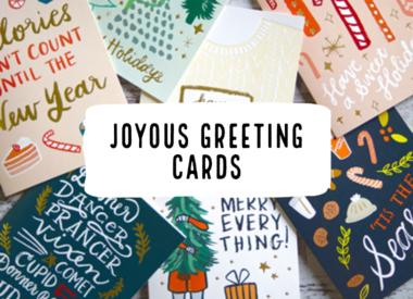 Joyous Greeting Cards