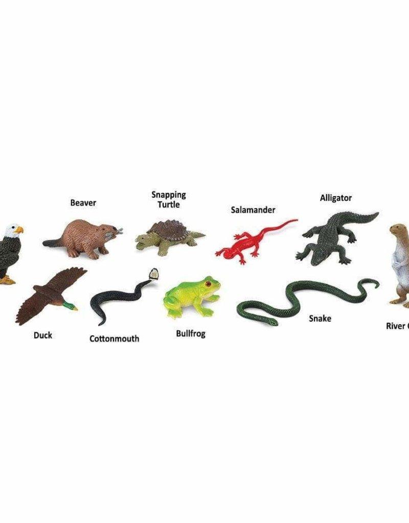 Safari River Animal Minis