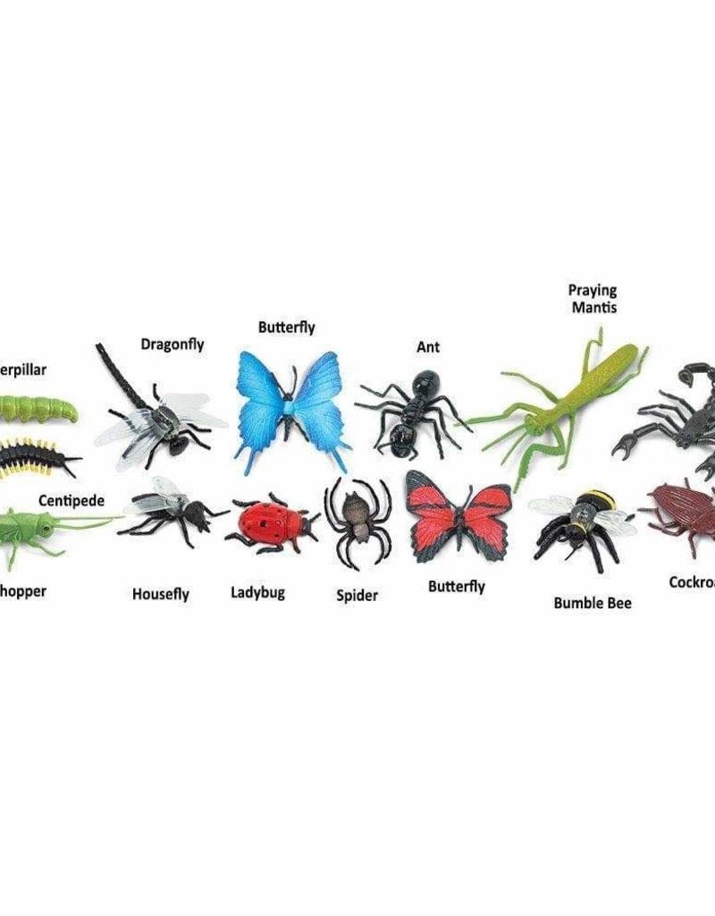 Safari Insect Figurines