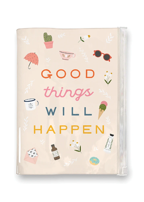 Studio Oh! Monthly Pouch Planner Good Things Will Happen