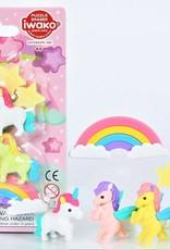 Unicorn & Pegasus Erasers