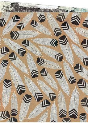 Vicki Boutin 12 x 12 Decorative Paper Quill