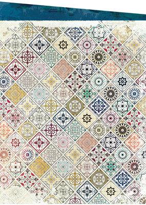 Vicki Boutin 12 x 12 Decorative Paper Patchwork