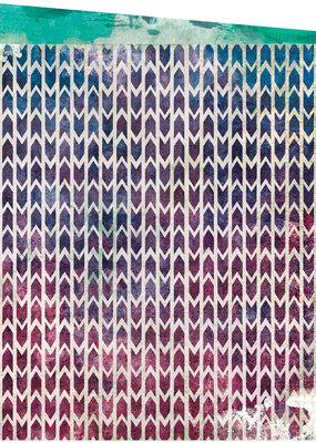 Vicki Boutin 12 x 12 Decorative Paper Bohemian