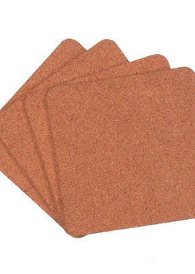 Darice Cork Coaster Set of 4
