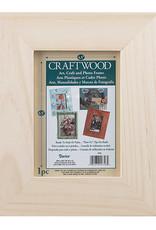 Darice Unfinished Craft Frame 5x7