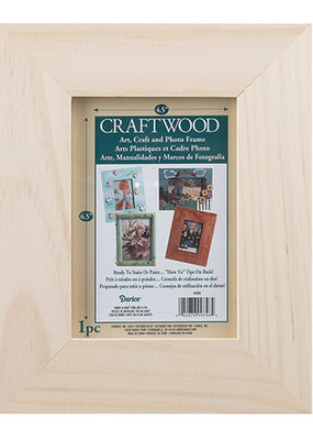 Darice Unfinished Craft Frame 5x7