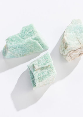 GeoCentral Amazonite Rough 1 Inch