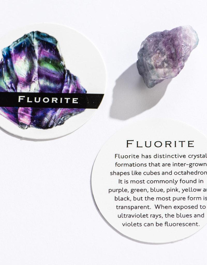 GeoCentral Fluorite Rough