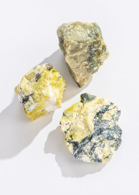 GeoCentral Yellow Turquoise Rough