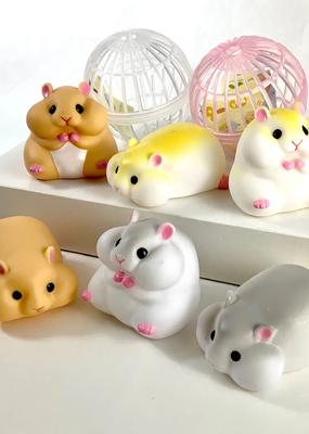 Soft Hamster Capsule
