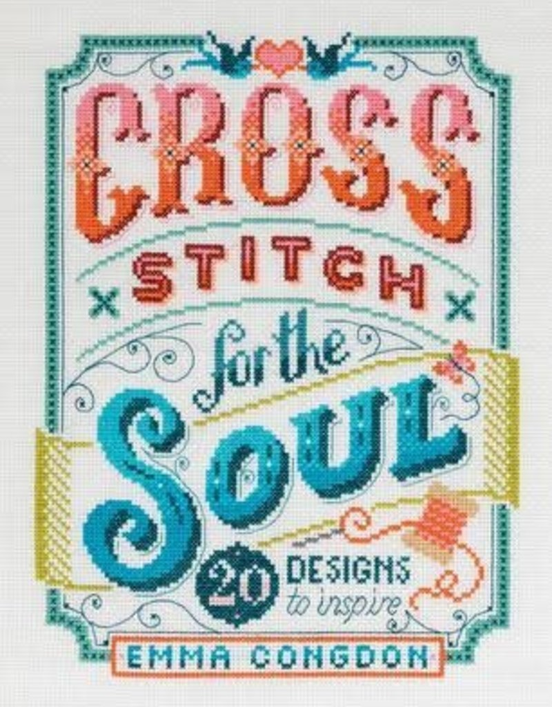 Ingram Cross Stitch For The Soul