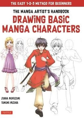 Ingram Manga Artist's Handbook Drawing Basic Characters