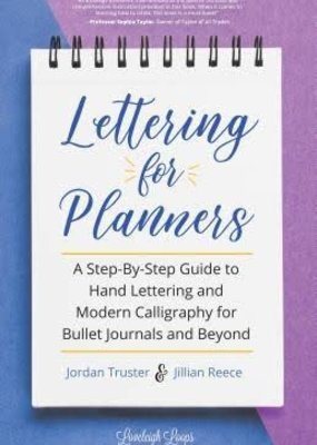 Ingram Lettering for Planners