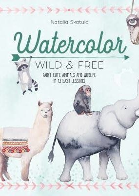 Ingram Watercolor Wild and Free