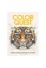 Ingram Coloring Book Color Quest