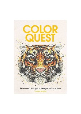 Ingram Coloring Book Color Quest
