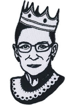 C & D Visionary Patch RBG Crown