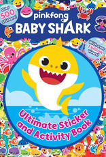 Simon & Schuster Baby Shark The Ultimate Sticker and Activity Book