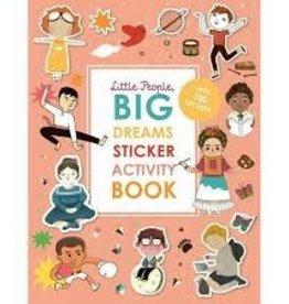 Quarto Publishing Little People Big Dreams Sticker Activity Book