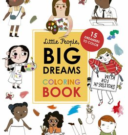 Quarto Publishing Little People Big Dreams Coloring Book