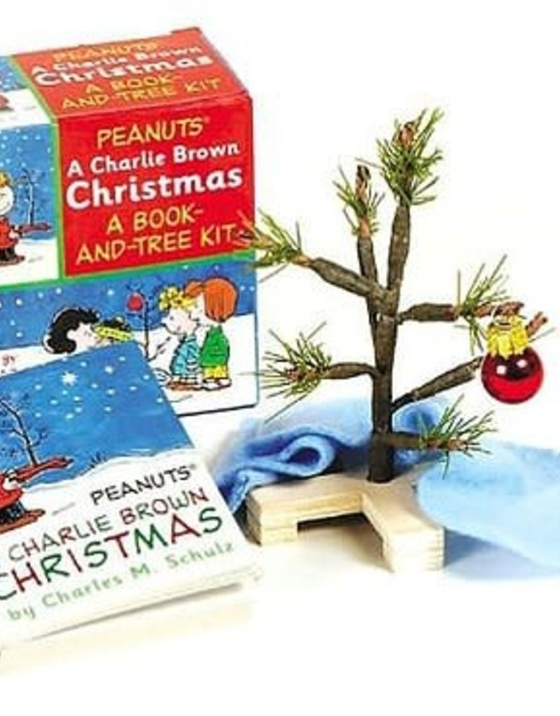 Running Press A Charlie Brown Christmas Kit