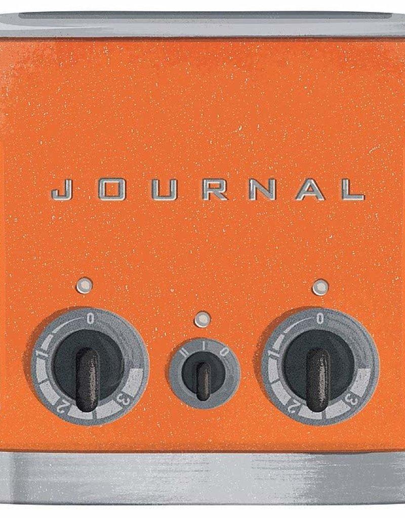 Running Press Journal Vintage Toaster