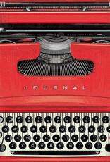 Running Press Journal Vintage Typewriter