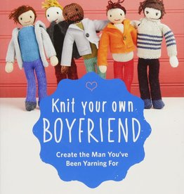 Running Press Knit Your Own Boyfriend